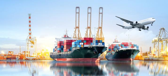 Fret maritime et aérien