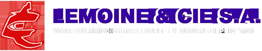 Logo LEMOINE & CIE S.A.